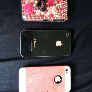 For Parts iPhone 4 x2, Blackberry etc