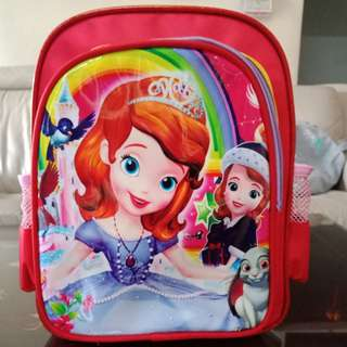 Disney Sofia School bag
