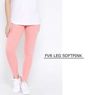 SALE | F21 Legging Soft Pink