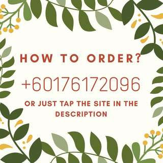 How to order?