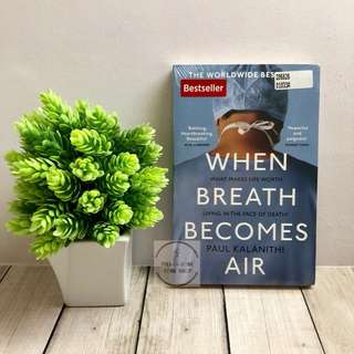 [Paperback] When Breath Becomes Air - Paul Kalanithi
