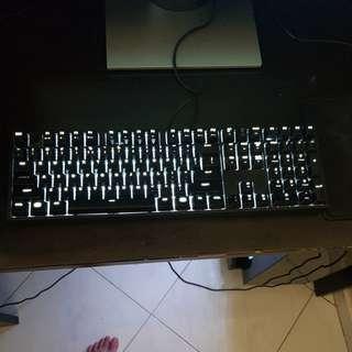 Cooler master keys Pro L Mechanical keyboard