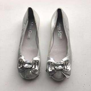 Miss Grant Girl ballerina shoes