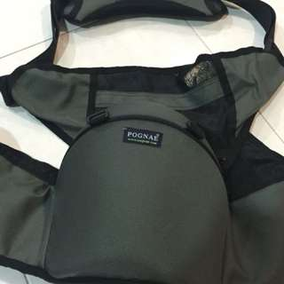 Pognae baby carrier (preloved)