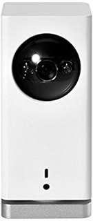iSmartAlarm iCamera Keep HD Camera with Pan and Tilt, Night Vision and Streaming On-demand Video Control from Your Smartphone (White)