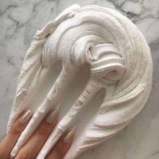 Marshmallow Filling Slime - Butter Slime, spreadable
