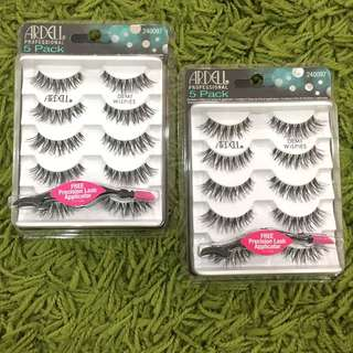HOT SELLING ITEM IS BACK! ARDELL MULTIPACK LASHES! GRAB NOW!