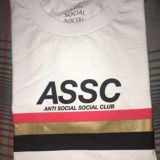 Anti Social Social Club ASSC Type R Tee