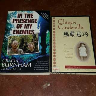 Chinese Cinderella & in the presence of my enemies