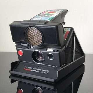 Polaroid SX-70 PolaSonic AF Model 2
