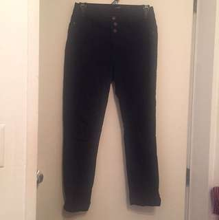 Jay jays- High rise ankle biter size 12 jeans