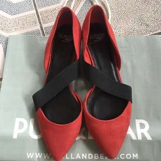 REPRICED!Brandnew pull & bear sandals