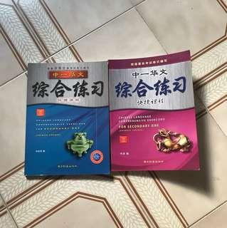 综合练习— Chinese Comprehension Exercises for Sec 1 Express