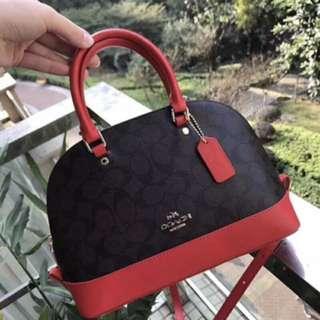 Authentic women Coach Handbag