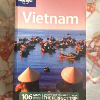 Lonely Planet Guide Vietnam