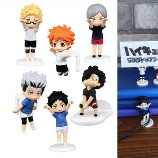 Haikyuu Desktop Figurines 2
