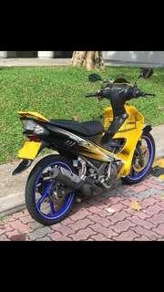 Yamaha 125z *repost*