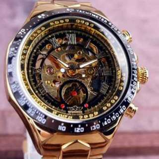 WINNER Original Jam Tangan Analog Pria - GMT886-1
