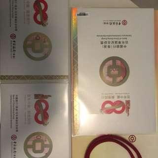 中國銀行(香港)百年華誕紀念鈔票(2017)