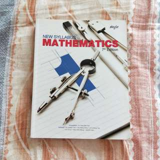 Shinglee New Syllabus Mathematics 7th Edition