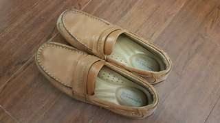 Brown Sperry Loafers