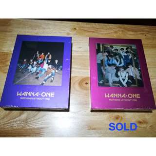 [NEW] WANNA ONE Repackage Album - 1-1=0