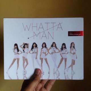 I.O.I Whatta Man - ALBUM & POSTER ONLY