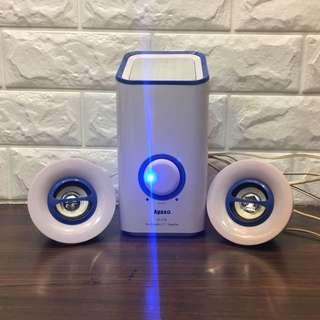ApaxQ SP218 speaker