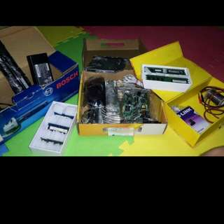 Spare parts for laptop and desktop