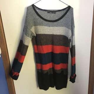 Sportsgirl Knit Dress Size XS