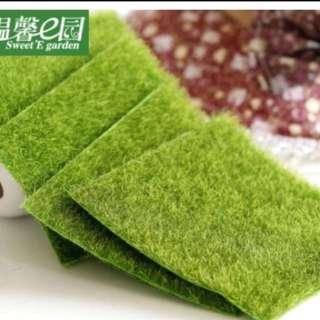 Artificial carpet grass / turf