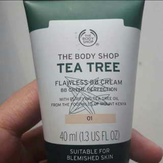 TEA TREE TBS BB CREAM