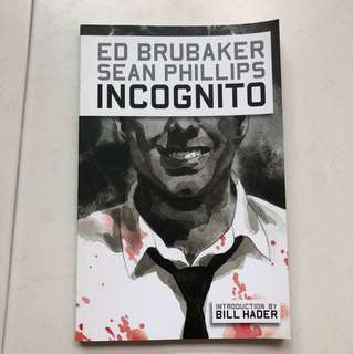 Incognito by Brubaker/Phillips