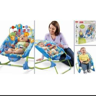 NEW Fisher Price Bouncer
