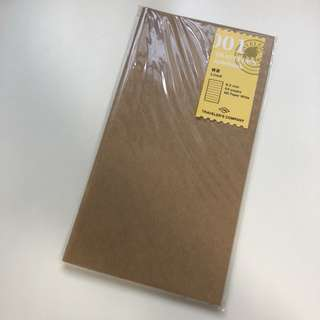 midori traveler's notebook lined (001)