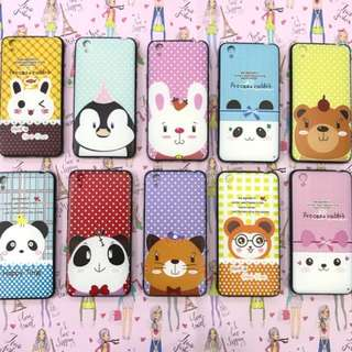 Case Rabbit and Friends Oppo A37 Neo 9