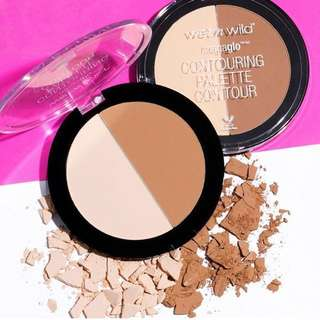 NEW INSTOCK Wet n Wild Megaglo Contouring Palette Contour Caramel Toffee