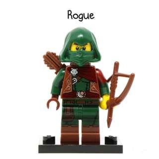Lego Minifigures Series 16 - Rogue