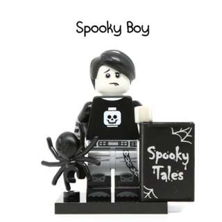 Lego Minifigure Series 16 - Spooky Boy