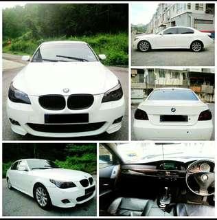 BMW 525i E60 2.5 (A)  Sambung Bayar /Car Continue Loan