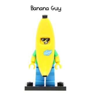 Lego Minifigures Series 16 - Banana Guy
