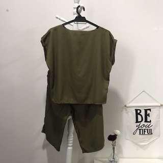 Green setwear