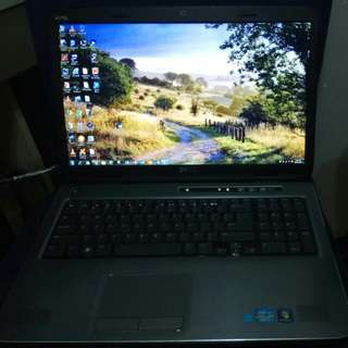 Dell 17 inch  i7-2760QM 2011Sept model