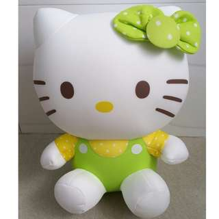 Hello Kitty Soft Plushy Toy 30 cm like new condition in original packaging $3.