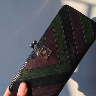 Anna Sui long Wallet 長銀包