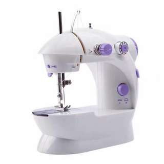 Sewing Machine with two speed control
