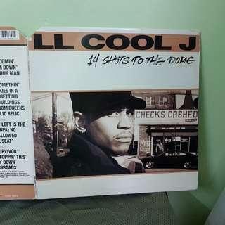 "LL Cool J LP 12""vinyl"