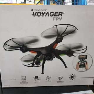 Cocoon Voyager FPV Drone with Camera [Limited Sets]