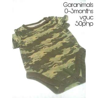 Garanimals onesie
