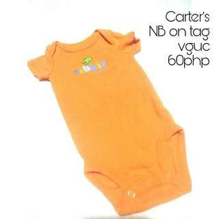 Carter's newborn onesies